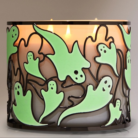 B&BW Ghost 3 Wick Candle Holder